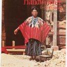 Vintage Handweaver & Craftsman August 1973 Volume 24 Number 4 Not PDF