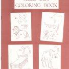 Alef Bet Coloring Book KTAV Publishing 0870689835