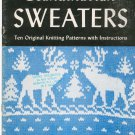 Scandinavian Sweaters Lindqvist Hebert Ten Patterns Volume 1
