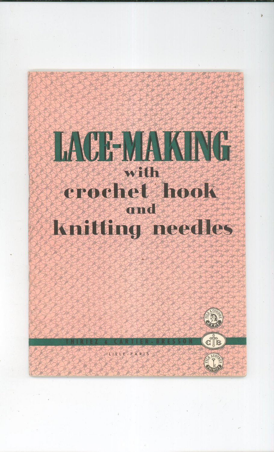 lace making and collecting pdf