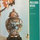 Porcelain Artist Magazine June 1978 Not PDF