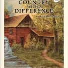 Country With A Difference by Bonnie Seaman DA-1 Painting Instructions