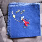 Lot Of 8 Adorable Decorated Napkins Or Coasters
