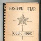 Eastern Star Cookbook Vintage Chaumont Chapter 225 1966