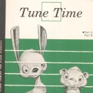 Tune Time Part A Frances Clark Piano Students Vintage