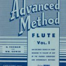 Rubank Advanced Method Flute With Boehm Chart Vintage