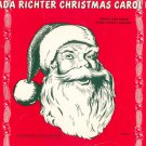 The Ada Richter Christmas Carol Book Words And Music