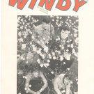 Windy Sheet Music Ruthann Friedman  Irving Music Inc.