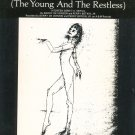 Nadia's Theme Sheet Music The Young And Restless Screen Gems