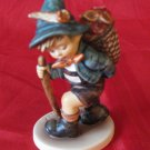 Hummel Flower Vendor Figurine TMK6 381