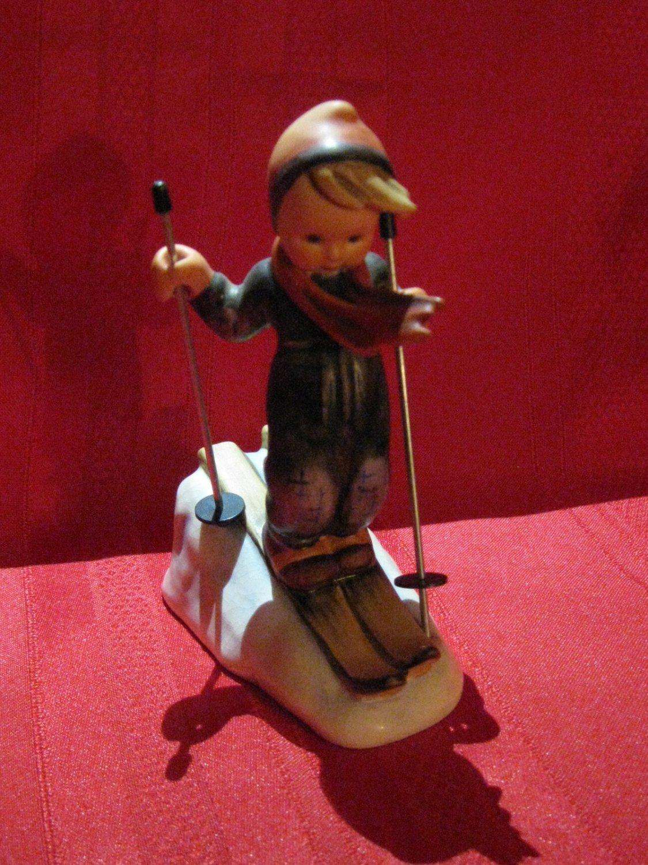Hummel Skier Figurine TMK6 59