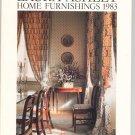 Laura Ashley Home Furnishings Catalog 1983