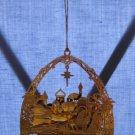 Bethlehem 2000 Danbury Mint Ornament With Box