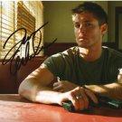 JENSEN ACKLES 'Supernatural' hand signed 8x10