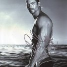 Paul Walker hand signed 8x10 Fast and the Furious