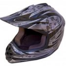 DOT ATV Dirt Bike MX Kids Motorbike Helmets BlackG