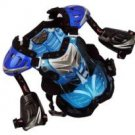 DOT Blue Extra Light Weight Motocross Chest Protector