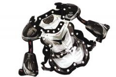 DOT Clear Extra Light Weight Motocross Chest Protector