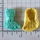 Betty Set  - Silicone Mold - cake candy cookies clay plaster resin