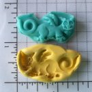 Lizard / Dragon Monster  - Silicone Mold Soap Candy Plaster Cake Resin