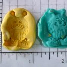 Puffball Monster  - Silicone Mold Soap Candy Plaster Cake Resin