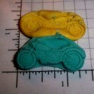 Motorcycle- Soap Candy Cake Silicone Mold