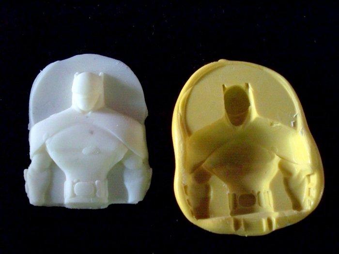 Superhero -Silicone Mold