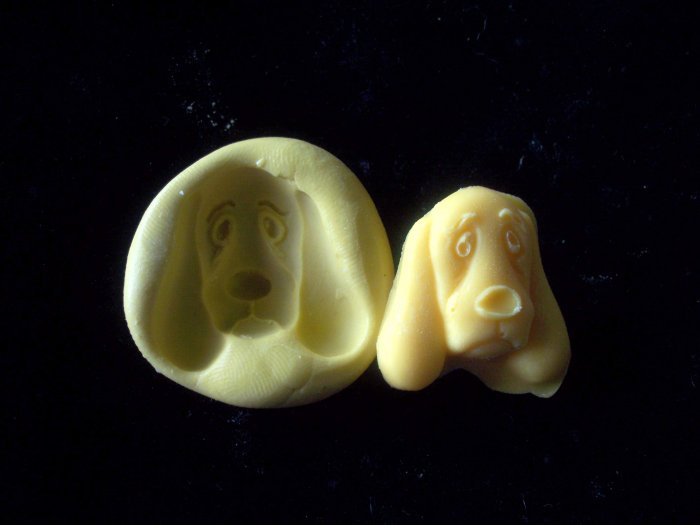 Dog C Set-Silicone Mold Soap Cake Candy Crafts Cookies
