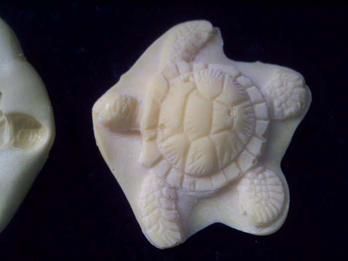 Sea Turtle -  Silicone Mold