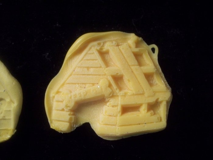 Doghouse -Silicone Mold Soap Cake Candy Chocolate Chips