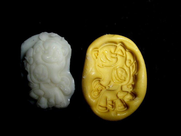 Pony Horse  -Silicone Mold Soap Cake Candy Chocolate Chips