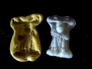 Moose Animal -Silicone Mold Cake Resin Soap Chocolate