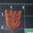 Trans robot  Foe -Silicone Mold- Candy Clay Cookies Crafts