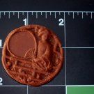 Asian Scene -Silicone Mold- Candy Clay Cookies Crafts