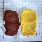 Pig- Silicone Mold- Candy Cake Clay Cookies Crafts