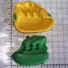 Boat- Silicone Mold- Candy Cake Clay Cookies Crafts