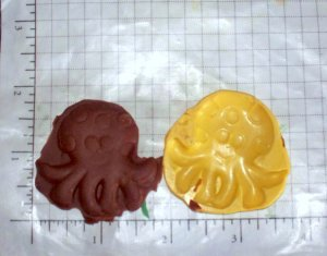 Octopus- Silicone Mold- Candy Cake Clay Cookies Crafts