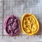 Monkey- Silicone Mold- Candy Cake Clay Cookies Crafts