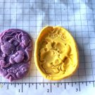Bats- Silicone Mold- Candy Cake Clay Cookies Crafts