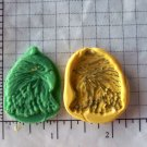 Eagle- Silicone Mold- Candy Cake Clay Cookies Crafts