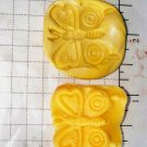 Butterfly Set C- Cake Candy Cookies Crafts-  Silicone Mold