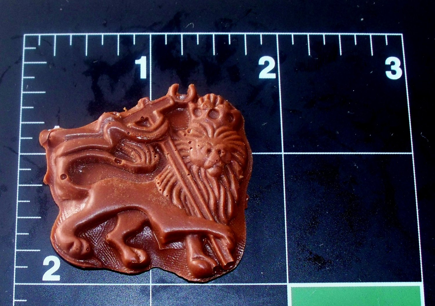 Lion -  Cake Candy Cookies Crafts-  Silicone Mold