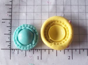 Design D-Silicone Mold Cookies Crafts Cake Candy