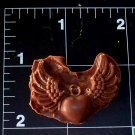 Heart with Wings - Silicone Molds - Candy Cake Sugar craft Cookies