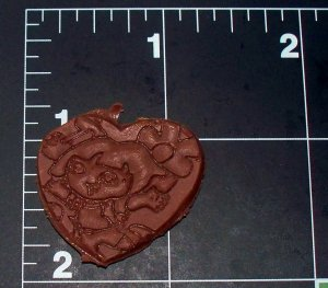 Dora Love -  Silicone Mold- Cake Cookies Crafts Candy