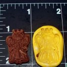 Fairy-  Silicone Mold- Cake Cookies Crafts Candy