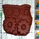 Trucks Set - Cookies Candy Cake Crafts- Silicone Mold