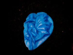 Fairy on moon - Silicone Mold- Candy Cake Clay Cookies Crafts