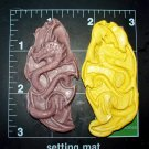 Dragon Tooth- Silicone Mold - Cake Candy Cookies Clay Crafts Fondant