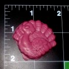 Turkey- Silicone Mold-  Kids Candy Cake toppers  Clay  Cookies Crafts